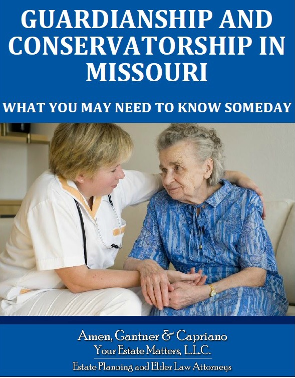 Guardianship and Conservatorshi in Missouri - What You May Need to Know Someday