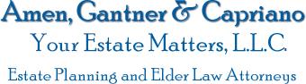 Amen, Gantner & Capriano | Your Estate Matters, L.L.C.
